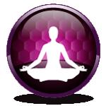woman-practising-lotus-pose-in-yoga-class