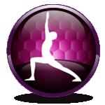 woman-practising-warrior-pose-in-yoga-class
